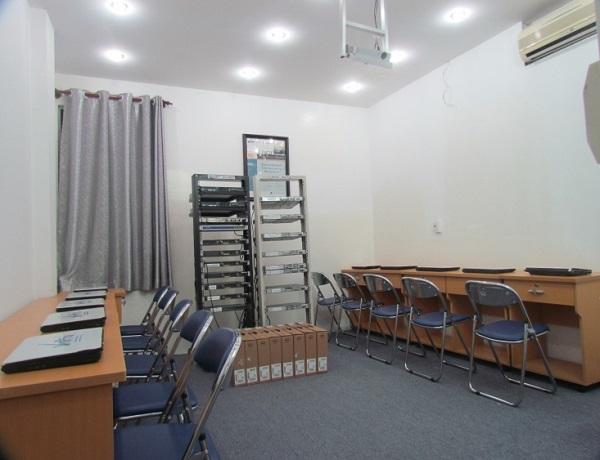 Cơ sở vật chất hiện đại