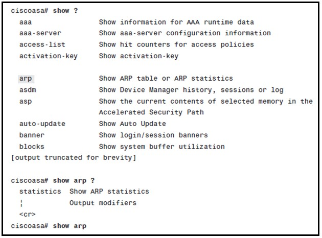 Các cách kết nối và tương tác với tường lửa Cisco -