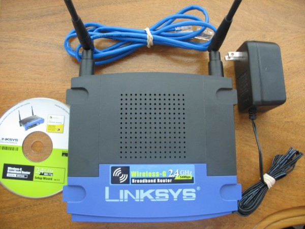 Accesspoint Linksys WRT 54 GS